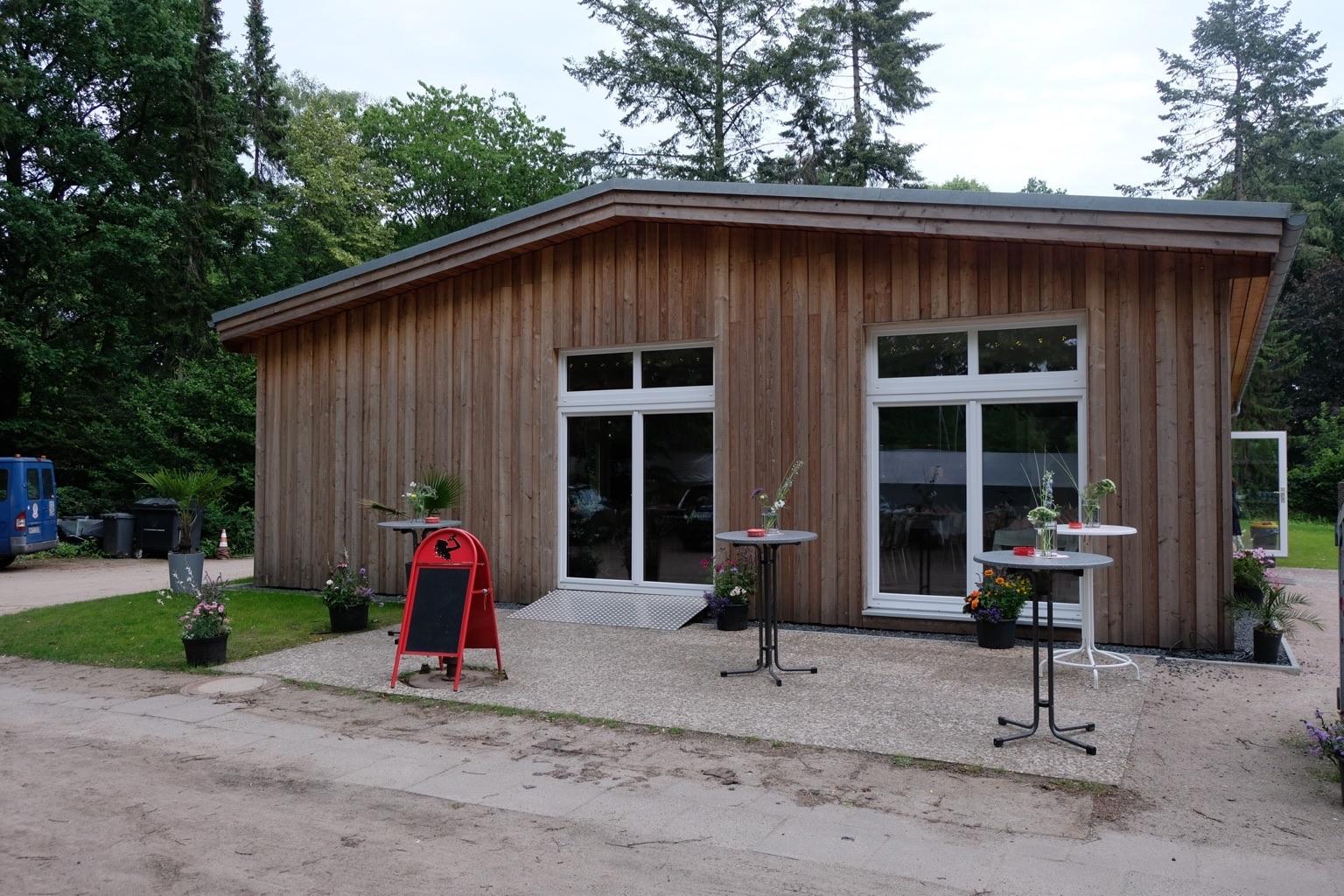 Verbandshaus im Stadtpark